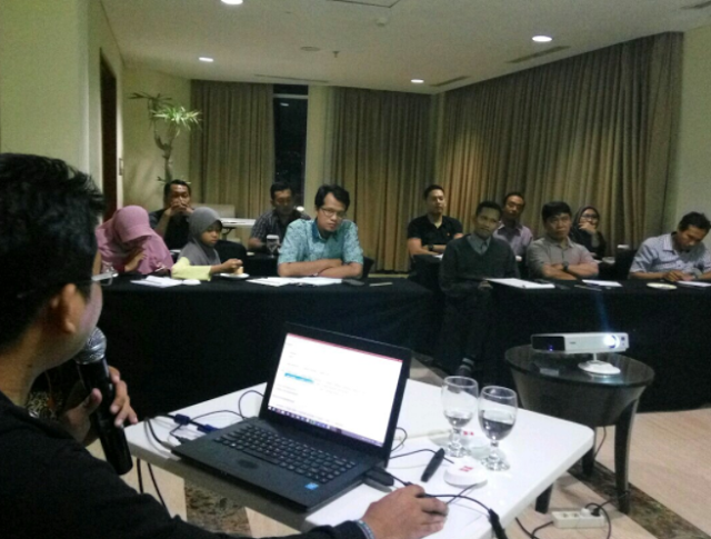 Belajar Internet Marketing SB1M di Ciderum Bogor